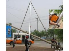 直销价格便宜质量可靠的河南,江苏,扬州,贵州铝合金三脚架立杆机
