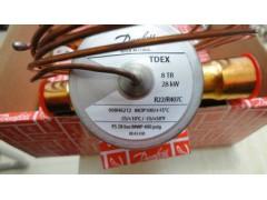 销售 丹佛斯热力膨胀阀TDEX12.5 原装进口