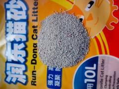 润东朝阳厂家生产膨润土颗粒猫砂