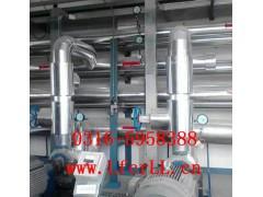 B1级橡塑海绵板管道保温工程铁皮保温