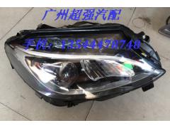奔驰C180 C200 C230 C260 C280 C300 W205 LED大灯