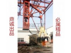 HZ-4B中心回转抓岩机配件齐全供应