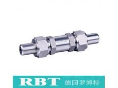 进口高压焊接单向阀 进口品牌:德国罗博特