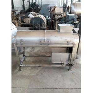 不锈钢卧式熟牛肉压松机 搓松机