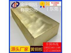 C3601黄铜板 H65黄铜板 H60黄铜
