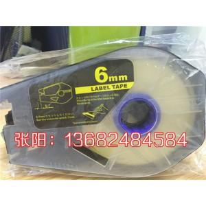 佳能套管打号机C-210T贴纸TM-LBC6W