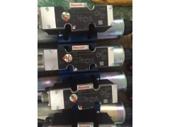 力士乐电磁阀4WE6T6X/EG24N9K4液压阀