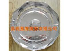 昆明水晶烟灰缸印字、定做、批发厂家