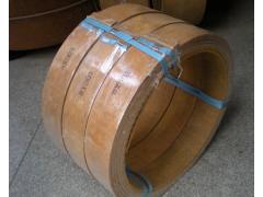 .济宁万鑫机械设备第一家生产无石棉刹车带 石棉刹车带