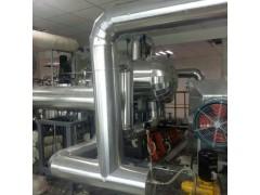 A罐体保温施工、蒸压釜保温施工管道铁皮保温施工队