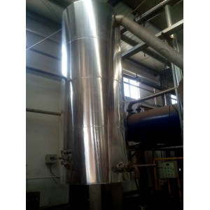 A保温防火岩棉板罐体设备保温铁皮保温工程