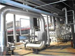 不锈钢管道罐体防腐保温工程施工安装