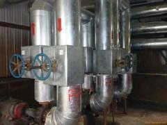 设备阀门铁皮玻璃棉保温防腐工程施工队