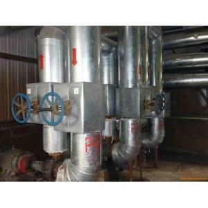 除尘设备管道道铁皮防腐保温工程玻璃棉保温施工队