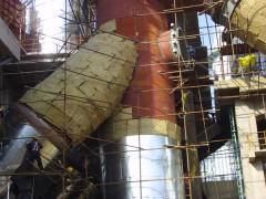 铁皮岩棉保温防腐工程白铁皮保温防腐施工队