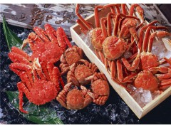 一般贸易进口冷冻面包蟹天津代理