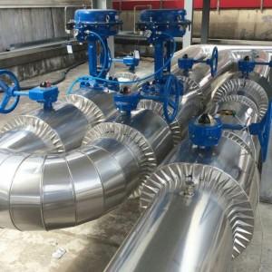 铝皮不锈钢铁皮防腐保温工程施工方法管道保温工程施工队