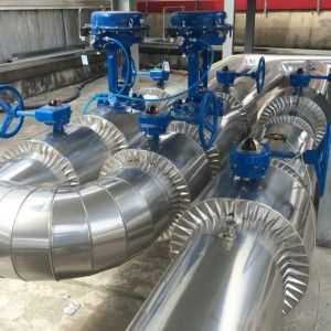反应釜铁皮保温工程施工公司管道设备保温施工队