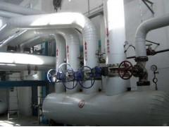 铝皮罐体玻璃棉保温施工图片管道白铁皮防腐保温工程施工