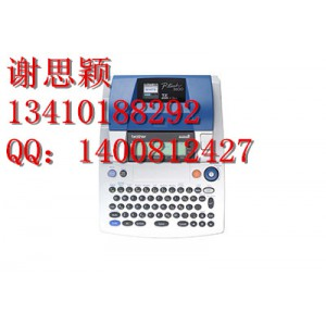 兄弟PT-3600英文操作标签机