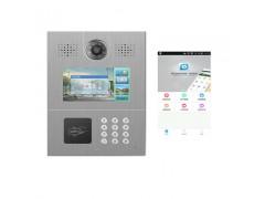 小区智能门禁系统app 混合云楼宇对讲可视系统 方案生产厂商