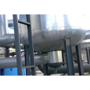 铁皮罐体岩棉保温施工技术防腐管道保温工程承包