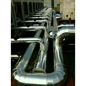 导热油管道保温施工报价设备白铁皮防腐保温工程队