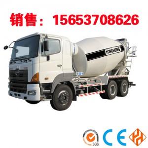 3立方水泥搅拌运输车|生产混凝土搅拌车