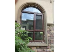 泰州市贝科利尔节能铝包木门窗