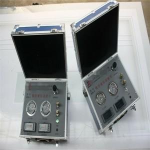 山西挖掘机液压泵液压马达手提式液压测试仪