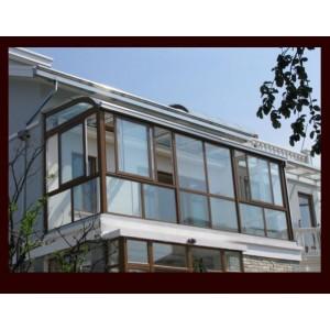 合肥凤铝门窗封阳台多少钱一平方