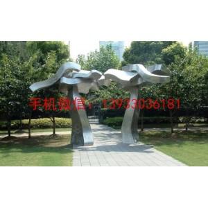 公园不锈钢雕塑 城市景观雕塑  不锈钢雕塑厂家