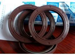 FB型骨架油封规格沟槽尺寸符合GB6578-86