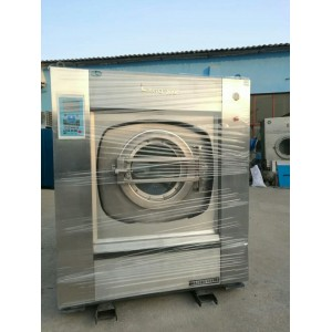 周口低价处理二手4滚烫平机二手大型工业水洗机