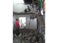 门头沟专业混凝土楼板无振动拆除 混凝土楼梯拆除
