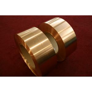 进口C17540铍铜硬度 C17540高弹性铍铜带材 铍铜合金