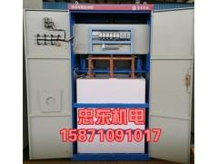 球磨機配用電機功率為380KW/380V水阻柜