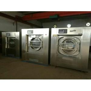 南阳转让二手工业水洗机价格二手100公斤海狮洗脱机
