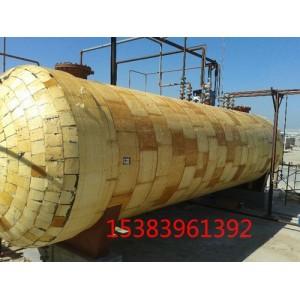 A级国标岩棉板罐体保温防腐承包队白铁皮保温工程