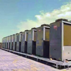 阳江市市空气能热水器批发销售,电镀高温空气能热泵安装