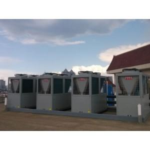 阳江市阳西县空气能热水器批发销售,工业高温空气能热泵安装