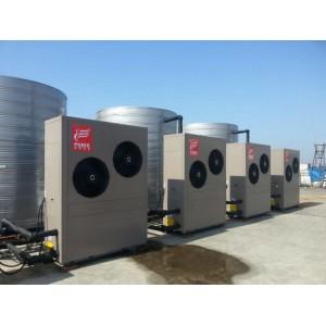 清远市阳山县空气能热水器批发销售,酒店空气能热泵安装