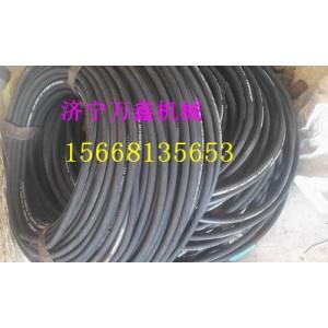 济宁万鑫厂家直销 最低价格 高压钢丝缠绕胶管
