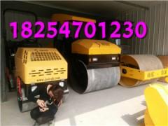 座驾式单钢轮振实机 震动压路机 双钢轮压实机