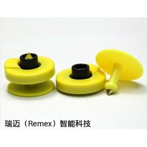 半双工HDX电子耳标 134.2KHZ电子耳标 HDX猪耳标 畜牧电子耳标