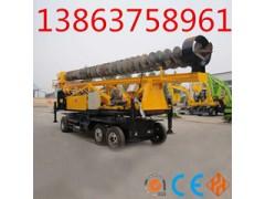 生產輪式打樁機|太陽能光伏打樁機|360度太陽能打樁機