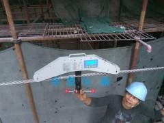 预应力钢拉索测力计 SL-10T数显式张力计