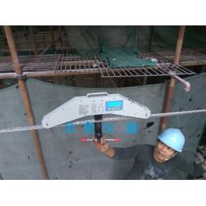 接触网拉线张力检测工具 钢丝绳拉力检测仪 幕墙拉索测力仪