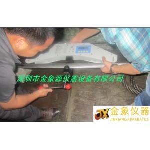 电梯钢丝绳张力测力仪 杆塔拉线测力仪 数显式张力计