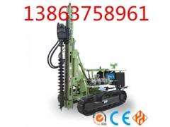 LD-小型履帶式打樁機|地基履帶式打樁機
